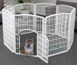puppy enclosure