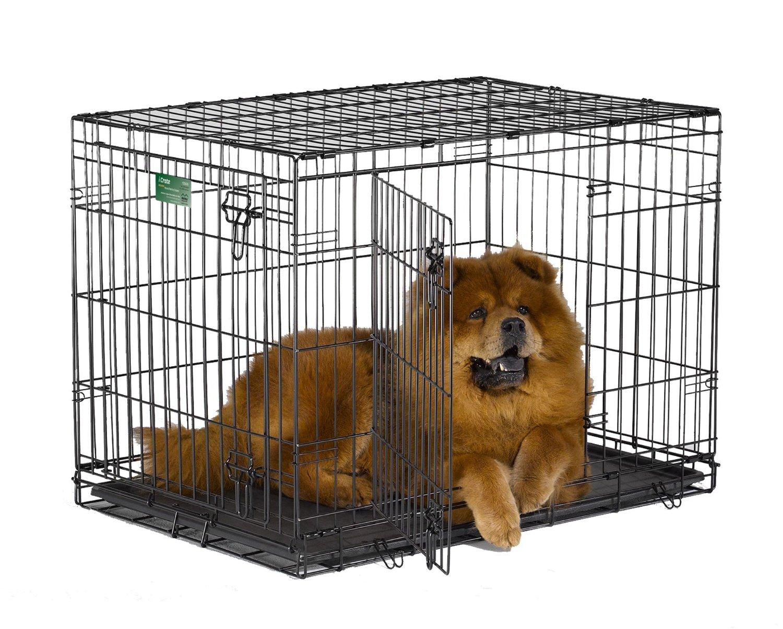 wire dog crate medium size