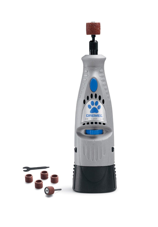dog nail grinder - the Dremel for dogs