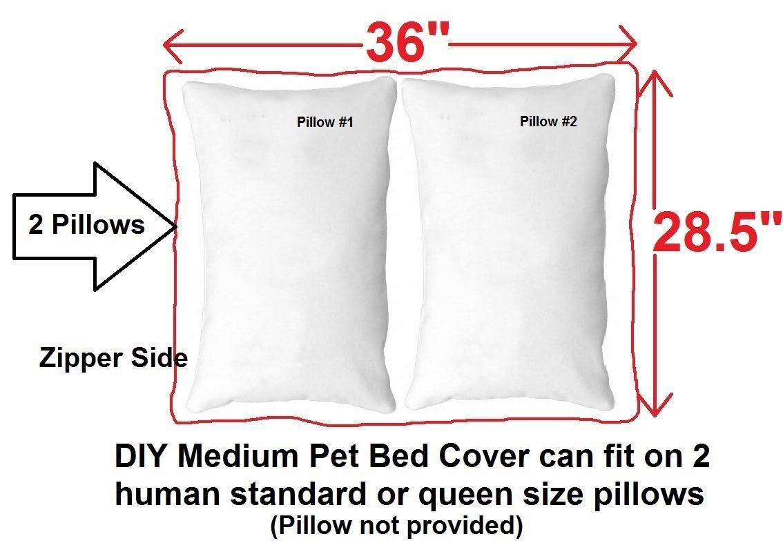 outdoor dog bed cover