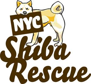 nyc shibai inu rescue logo
