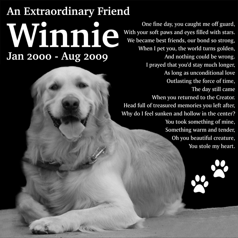labrador retriever pet memorial stone dog memorial gravestone pet