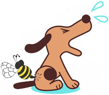 Bee & Wasp Stings — Be(e) Prepared - Preventive Vet
