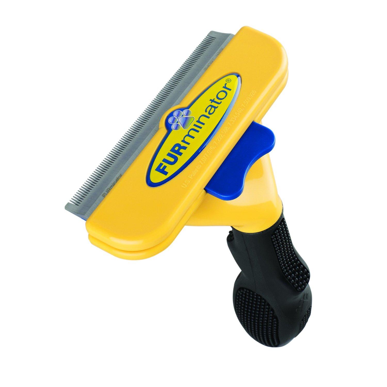 shiba inu coat brush furminator