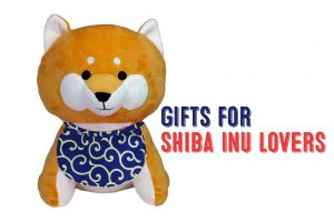 gifts for shiba inu lovers