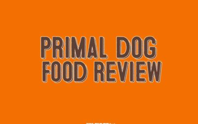 Primal Dog Food Review – My First Shiba