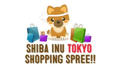 Shiba Inu Tokyo Shopping Spree! – Finding Shiba Inu Merchandise in Tokyo