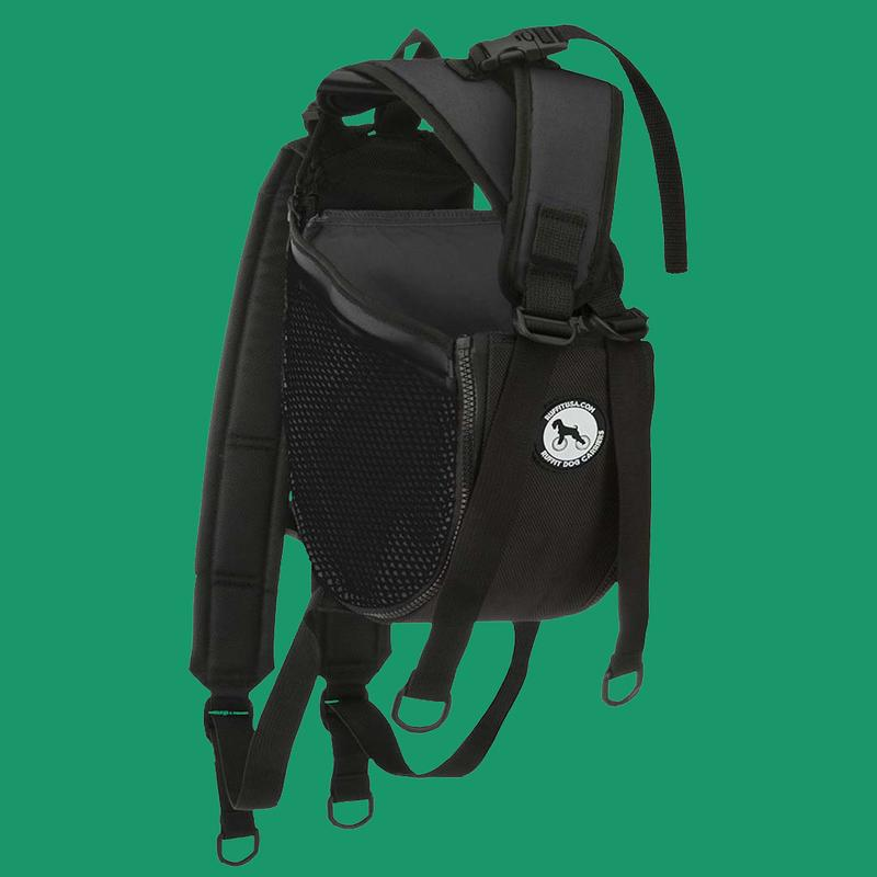 ruffit dog backpack carrier