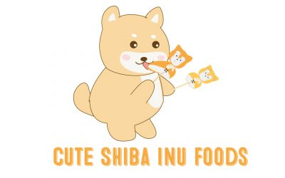 Cute Shiba Inu Foods / Edibles With Recipes