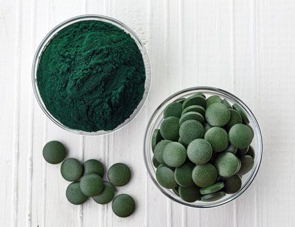 spirulina supplements good for dogs too