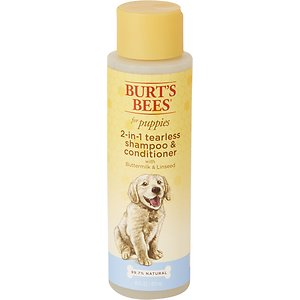 Burt's Bees shampoo tearless for puppies