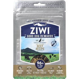 ziwi dog treats for shiba inus