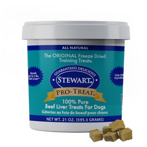 stewart pro-treat liver for puppies