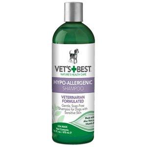 vet's best hypoallergenic shampoo for shiba inus
