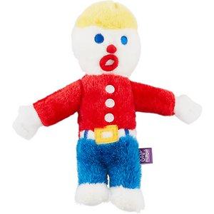 Mr. Bill toy for Shiba Inu toy