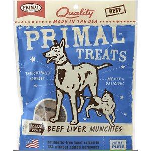 primal treats for puppies