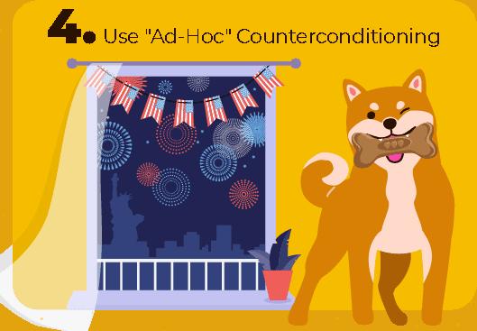 counterconditioning shiba inu