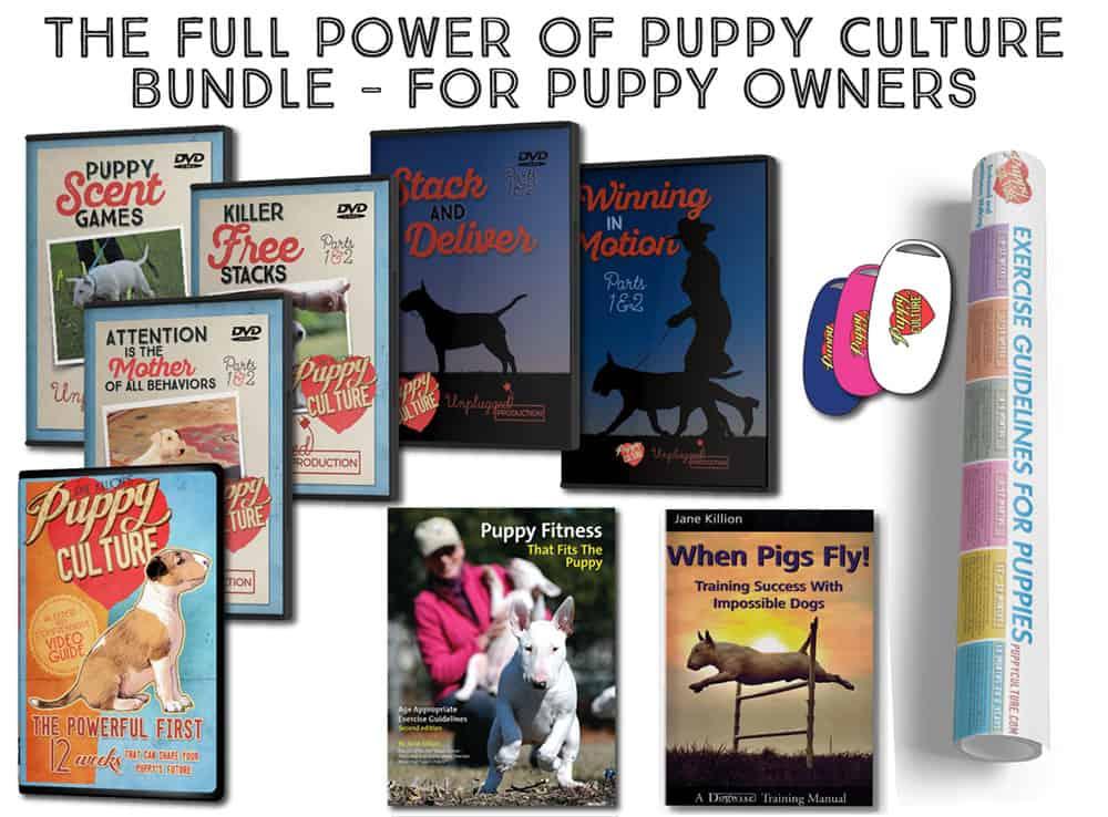 puppy culture complete puppy bundle