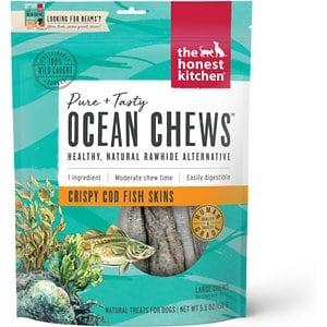 honest kitchen ocean yummy cod chews
