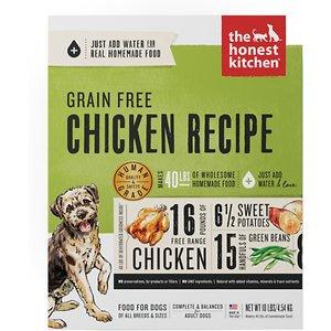 honest kitchen chicken variety