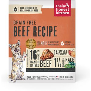 honest kitchen grain free beef recipe